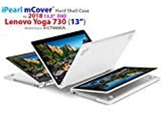 """mCover Hard Shell Case for New 2018 13.3"""" Lenovo Yoga 730 (13) Laptop (NOT Compatible with Yoga 710/720 / 910/920 Series)..."""
