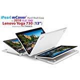 mCover Hard Shell Case para el Nuevo 2018 13.3'Lenovo Yoga 730 (13) Laptop (NO Compatible con Las Series Yoga 710/720 / 910/920) (Yoga 730 13,3 Pulgadas, Transparente)