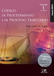 Código de Procedimento e de Processo Tributário - Volume I (Portuguese Edition)