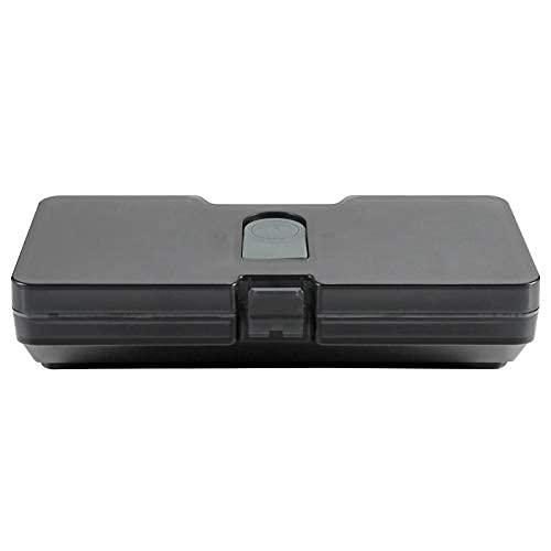De Galen Piezas de repuesto para aspiradora Xiaomi VIOMI V2 V2 PRO V3 Robot Aspirador MIJIA Robot Aspirador STYJ02YM (color negro) Accesorios de vacío (color: negro)