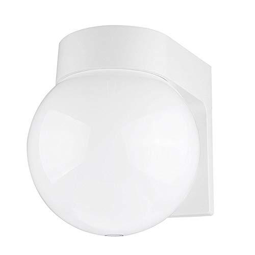 Wandlamp, kandelaar, LED-wandlamp, voor de decoratie van het huis, wandlamp, bolvorm, voor binnen en buiten