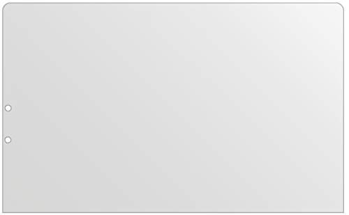 dipos I Schutzfolie matt kompatibel mit Lenovo Yoga Smart Tab 10.1 YT-X705F Displayschutz-Folie