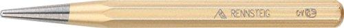 Rennsteig 441 005 0 Spitztreiber, silber, 120 x 12 x 5 mm