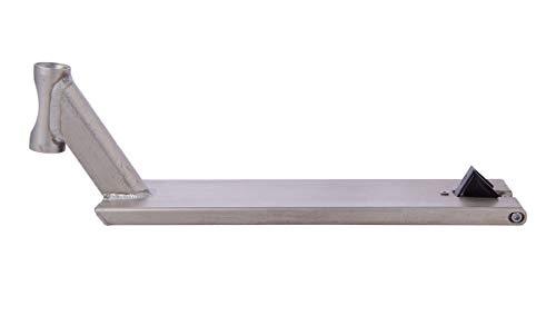 Striker Gravis Stunt Scooter Street Deck Raw - Tabla para patinetes (53,5 cm)