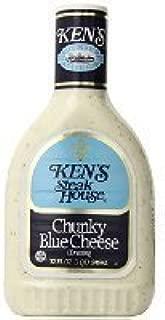 Ken's Steak House Chunky Blue Cheese Dressing, 32 Fluid Ounce