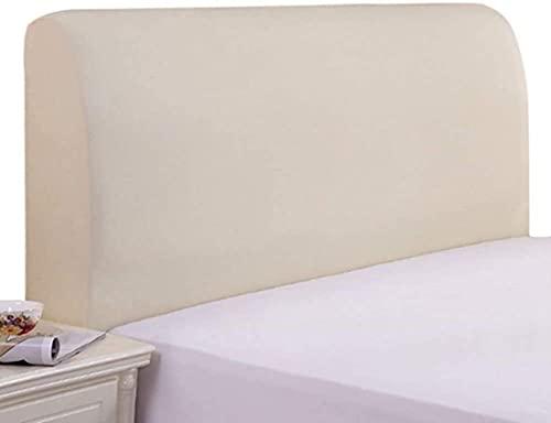 Patchwork Cubrecabeza de Cama Extensible, a Prueba de Polvo, Suave y elástico, para Dormitorio (Color: Gris, Tamaño: 170-190 cm)