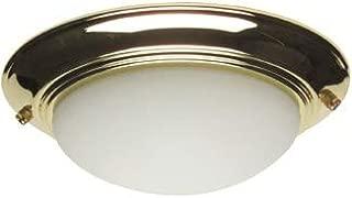 Craftmade LKE53CFL-PB 2 Light Elegance Bowl Fan Light Kit