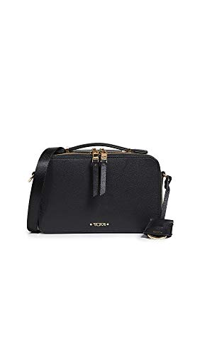 TUMI Women's Voyageur Aberdeen Crossbody Bag, Black, One Size