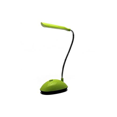 Kfhfhsdgsatd Lampara Mesa, Lámpara de escritorio LED plegable Lámpara de mesa táctil regulable Estudio de la batería Estudio de la lectura PROTECCIÓN DE OJOS POR LA LÁMPARA PORTAL DE LA MESA LÁMPARA D