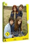 Pack Rebelde Way : 4ª Temporada (Ep. 44-55) [DVD]