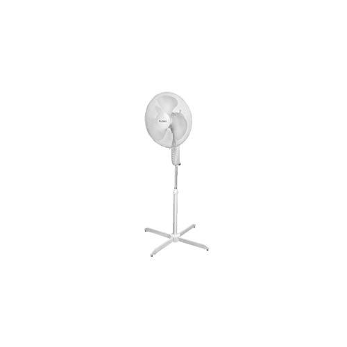 Eurom VS16 - Ventilador (Ventilador con aspas para el hogar, Blanco, Piso, 45 W, 220-240, 40 cm)