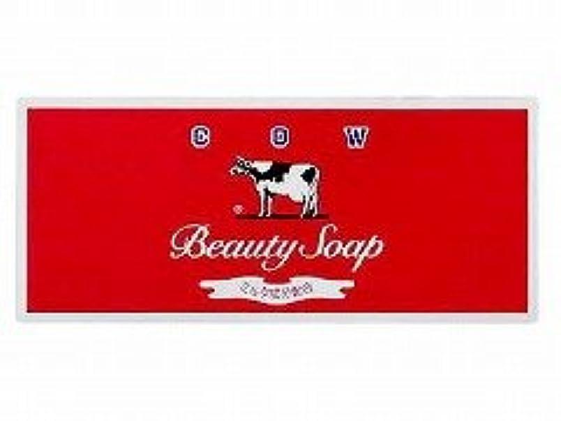 匹敵します巻き取り液化する牛乳石鹸 カウブランド 赤箱 100g 6個入 x3