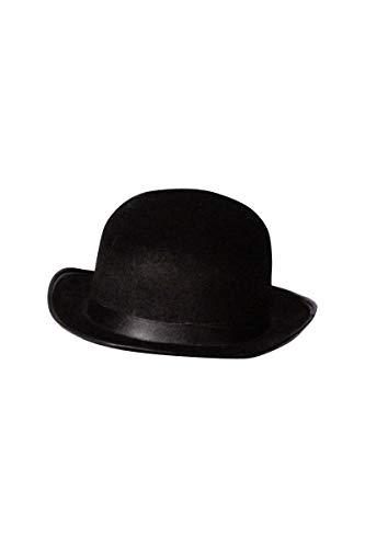 Déco-Sono - chapeau melon noir enfant