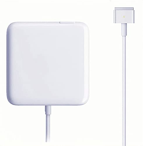 Mac Book Air Charger, Replacement AC 45W Power Adapter, 45W White Charger T-Tip Magnetic Connector Compatible for Mac Book Air 11-inch and 13 inch After Mid 2012