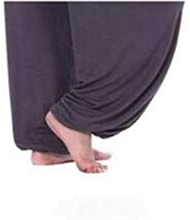 BEESCLOVER Super Loose Sweatpants Yoga Pants Men Men's Pyjama Trousers Sleep Bloomers Pants Asia M-3XL Dark Grey XXL