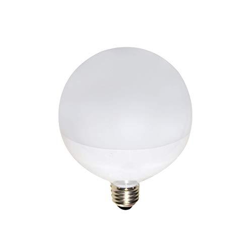BOMBILLA LED REDONDA 18W 220-240V E27 3000K