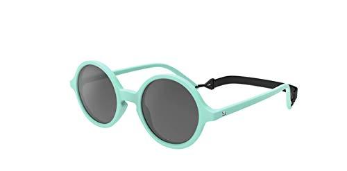 WOAM - Gafas de sol redondas para bebés - 0-2 años - Verde