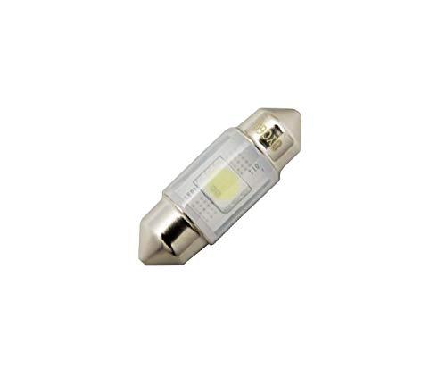 日星工業 P2961W LEDルームランプ 12V車用 T10×31 60lm