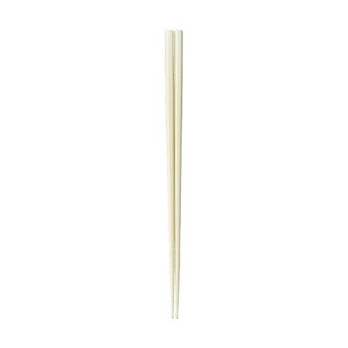 曙産業 麺ばし アイボリー 30cm 袋入 日本製 業務用品 先端はダブルエンボス加工 滑りにくくしっかりつかめる ダブルエンボス箸 PM-307