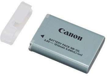 Canon NB-12L Battery for PowerShot **New Retail**, 9426B001 (**New Retail** N100/Le)