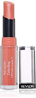 Revlon Colorstay Ultimate Suede Lipstick, #040 Flashing Lights, 0.09 Oz. Pack of 3.