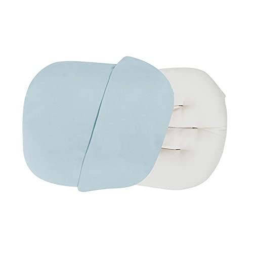 Jingmei Nuevo Reductor De Cuna-Nido, 100% algodón Nido Bebe Recien Nacido NiñA, Adecuado para bebés de 0 a 12 Meses BesBet