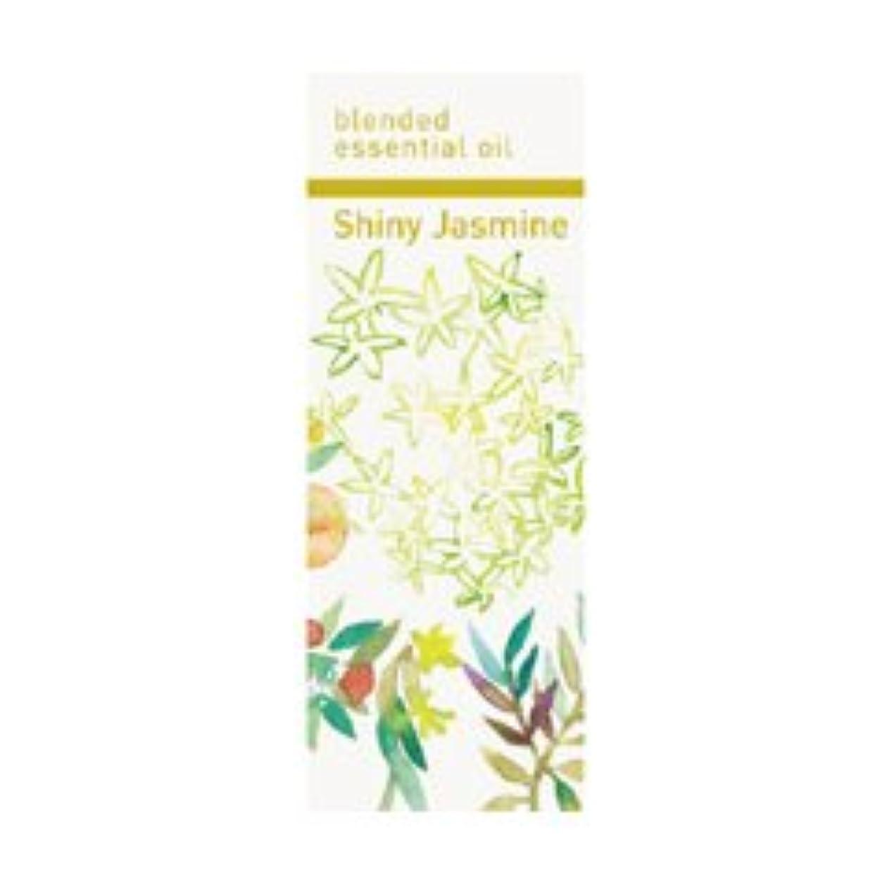 遅いシフトかなりの生活の木 ブレンドエッセンシャルオイル シャイニージャスミン [30ml] エッセンシャルオイル/精油