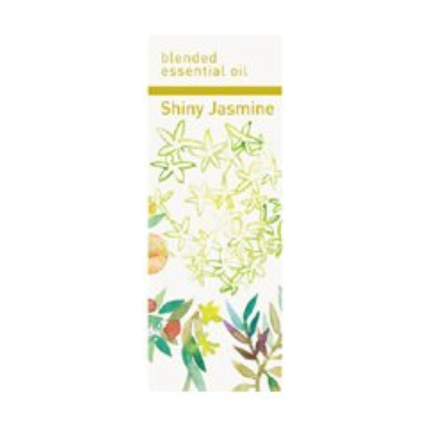 気絶させる傘プール生活の木 ブレンドエッセンシャルオイル シャイニージャスミン [30ml] エッセンシャルオイル/精油