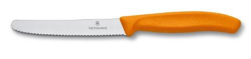 Victorinox Swiss Classic - Cuchillo con punta redonda