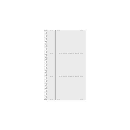 リヒトラブ カードホルダー用ポケツト A-5000P 00015712【まとめ買い10組セット】