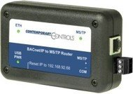 BASRTP-B | Contemporary Controls | BAS Portable Router BACnet/IP to MS/TP