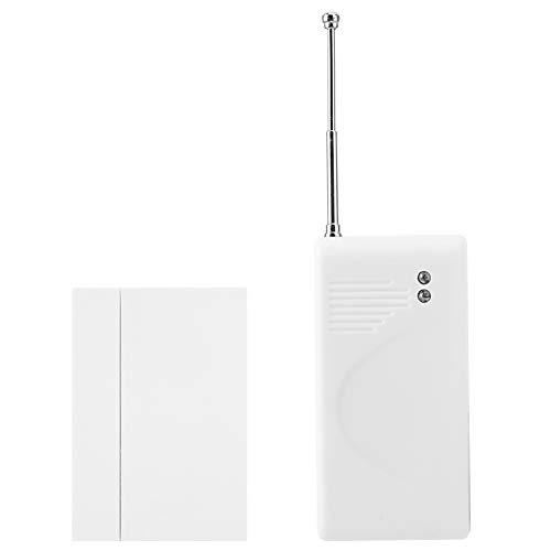 Alarma de Sensor de Puerta, Sistema de Alarma de Entrada de Seguridad Inalámbrico para el Hogar Puertas