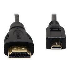 Premium Micro HDMI auf HDMI Kabel zum Anschluss an Amazon Kindle Fire HD TV LCD HDTV von DragonTrading