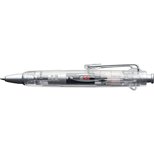 トンボ鉛筆 加圧式油性ボールペン エアプレス 0.7 透明 BC-AP20