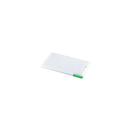 住ベテクノプラスチック 抗菌スーパー耐熱まな板 緑 スタンド付 ポリエチレン 日本 AMNC005