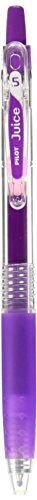 Pilot Juice 0.5mm Gel Ink Ball Point Pen, Grape (LJU-10EF-GR)
