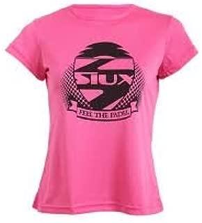 Siux Camiseta Padel Mujer Rosa: Amazon.es: Deportes y aire libre