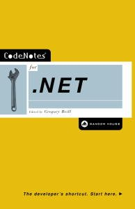 CodeNotes for .NET (English Edition)
