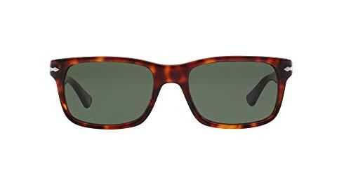 Persol Classics gafas de sol, Marrón (Havana/Green), 55 Unisex-Adulto
