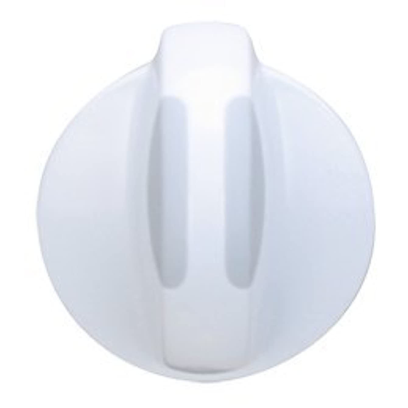 134844470 For Frigidaire Washer Selector Knob, White