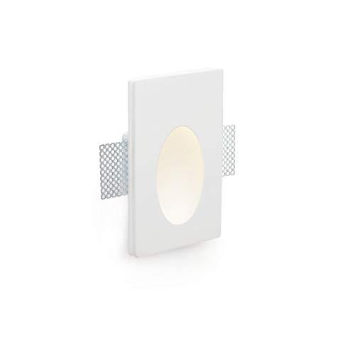 Faro 63281 PLAS-1 LED Lampe encastrable blanc