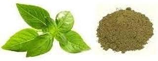 ZYREX Basil Leaf Powder Powder-300 Gram-Pure Ayurvedic Basil Leaf Powder Powder With Multipale Benefits.