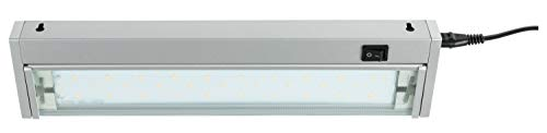Heitronic LED-Unterbauleuchte 5W Warm-Weiß 29000 Miami Silber