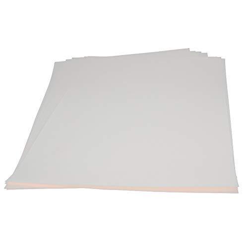 A4 Sublimationstransferpapier 10 Blatt Nicht-Baumwolle Geeignet für Tintenstrahldrucker 50 Stück