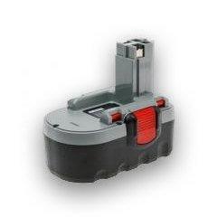 Heib kwaliteitsaccu - accu voor Bosch cirkelzaag GKS 18V - 3000mAh - 18V - NiMH