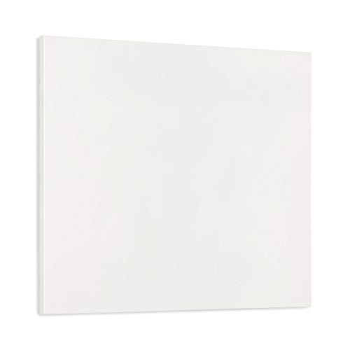 KLARSTEIN Wonderwall Air Infinite - Panneau Chauffant électrique Infrarouge, sans Bordure, Silencieux, Montage Mural, OpenWindow Detection, pour Les allergiques, Thermostat - 60x50 cm, 300 W, Blanc