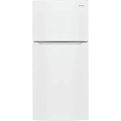 Frigidaire 13.9 Cu. Ft. White Top Freezer Refrigerator