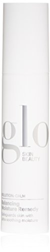 Glo Skin Beauty Balancing Moisture Remedy Moisturizer | Light-Weight Face Cream For Sensitive Skin | Treats Redness