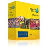 Learn Italian: Rosetta Stone Italian - Level 1-5 SetSep 14, 2010 by Rosetta Stone