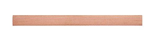 Pencil Guy Blank Carpenter Pencils Natural 72 to a box